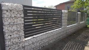 Monster- ogrodzenia gabionowe, ogrodzenia-panelowe (2)