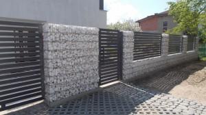 Monster- ogrodzenia gabionowe, ogrodzenia-panelowe (8)